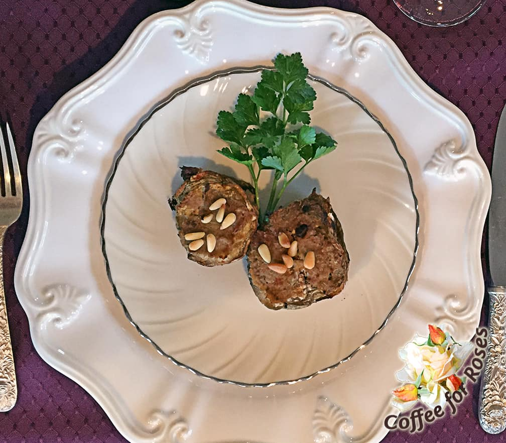 Eggplant with Figs and Fennel