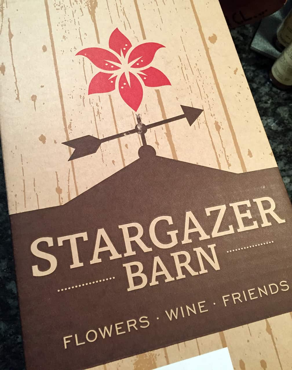 Stargazer barn does it up right. They ship overnight so the flowers arrive in perfect shape.