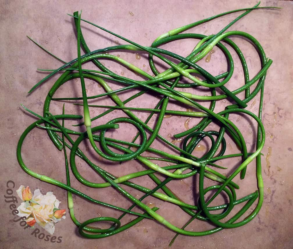 How To Use Garlic Scapes
