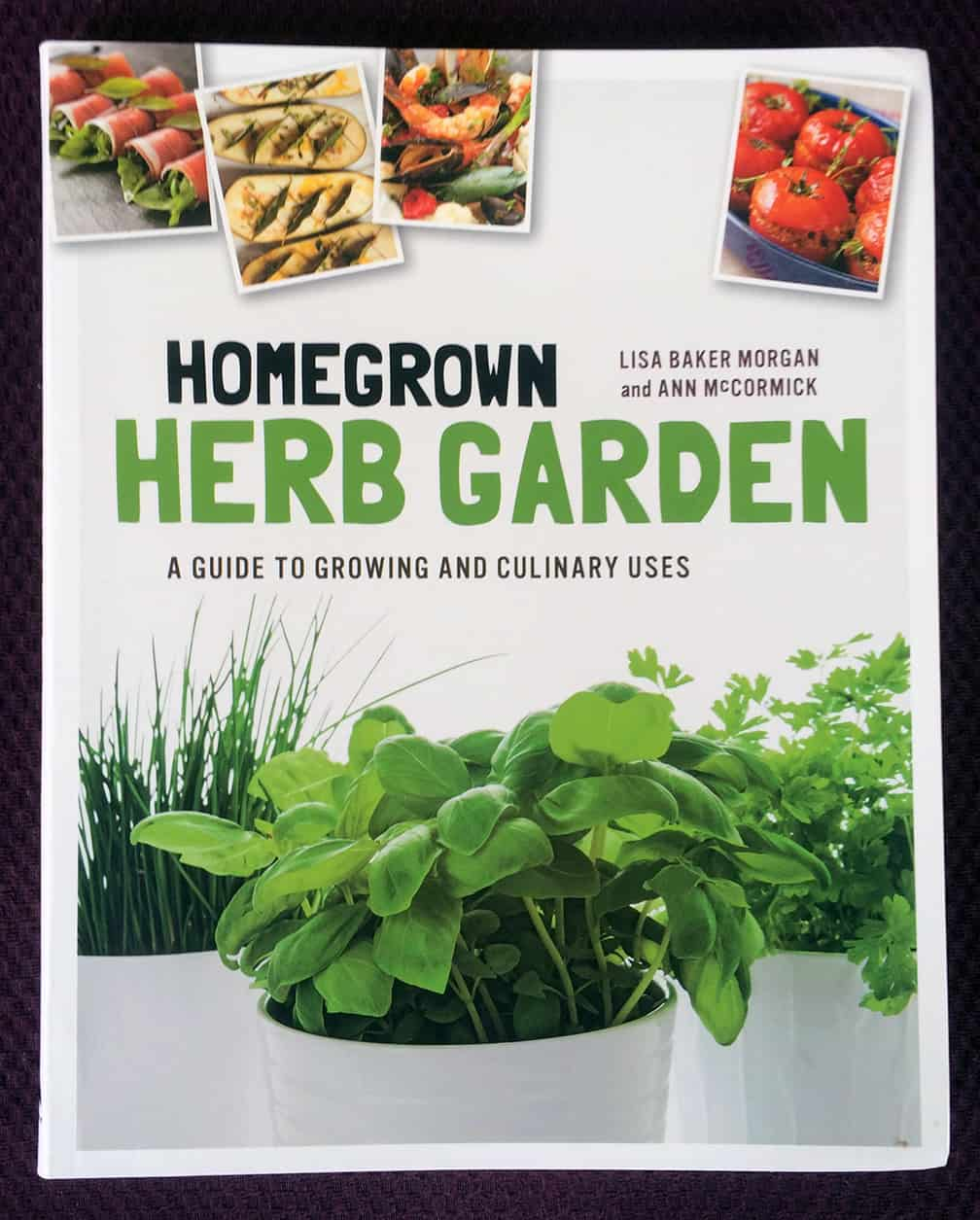 A fun read that will have you heading for your garden and kitchen, smiling all the way.