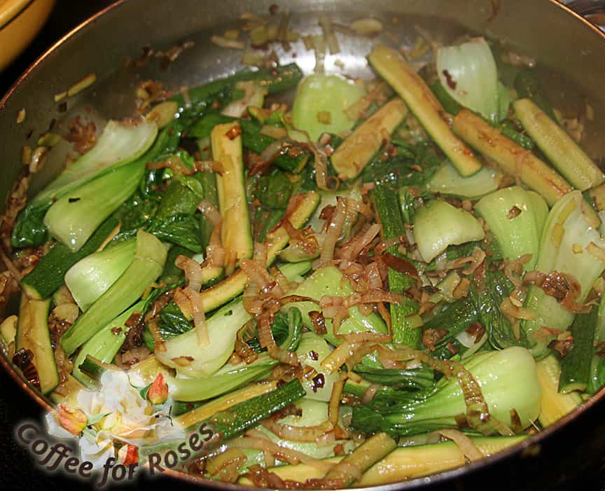 pak choi how to cook