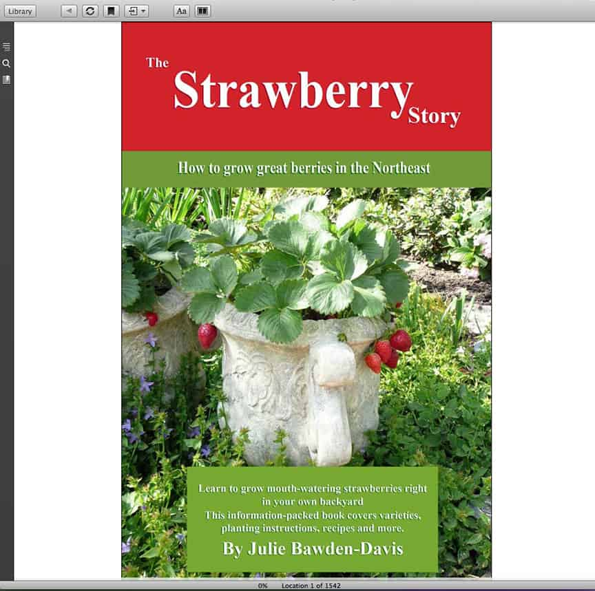 The Strawberry Story by Julie Bawden-Davis